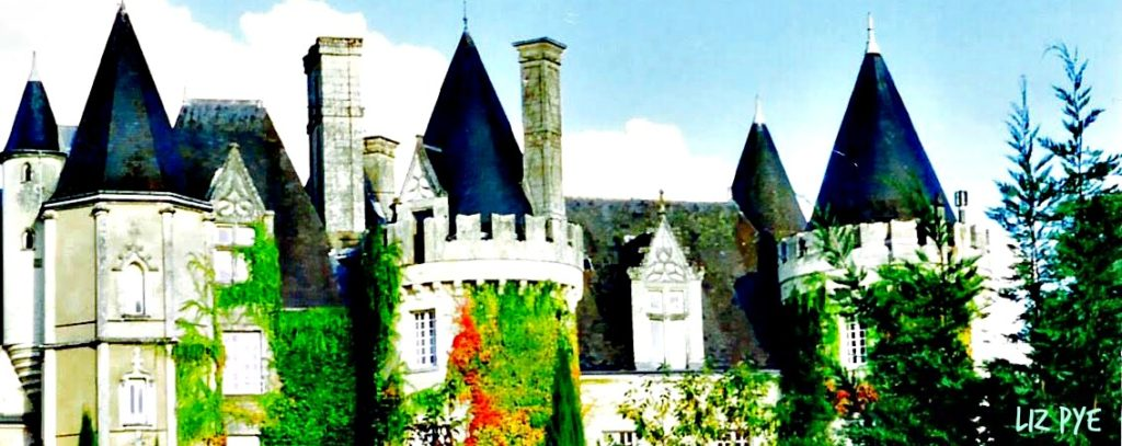 France chateaus