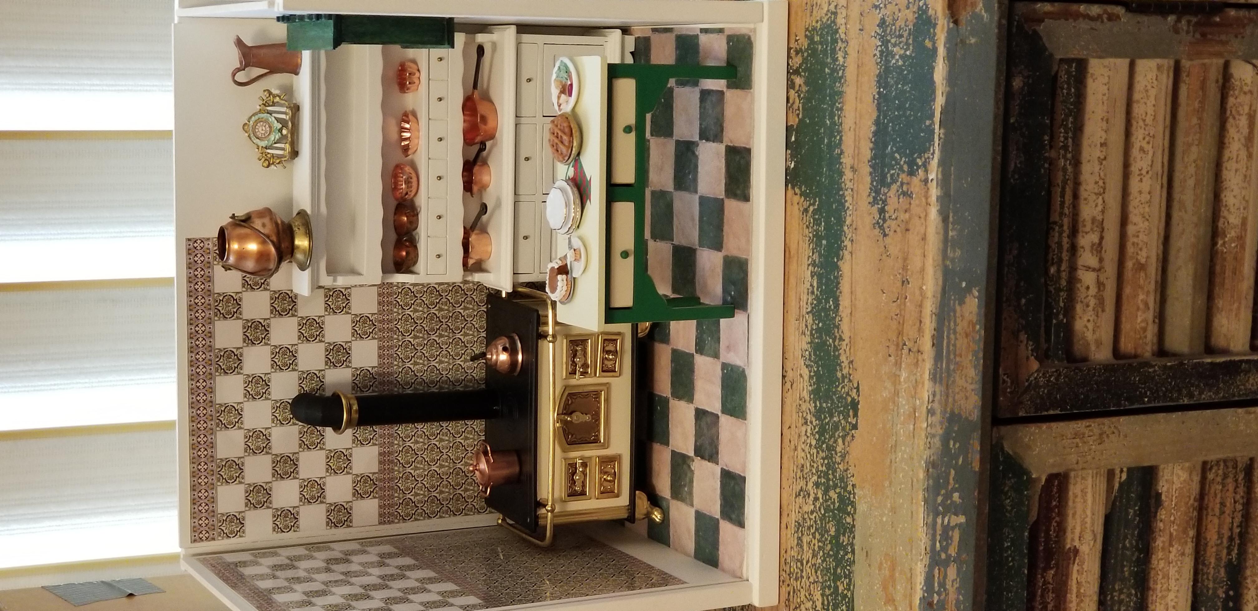 Monet's Kitchen